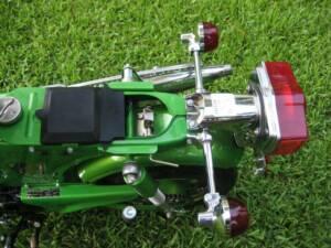 1970 Hk0 Green Ct70