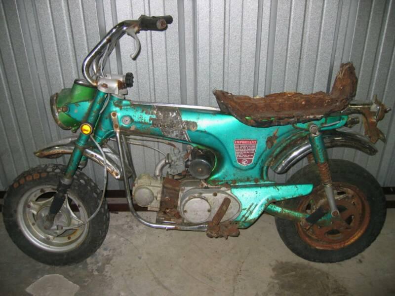 1977 Custom CT70