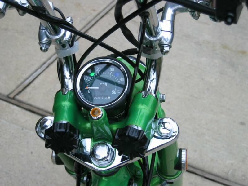1970 hk0 green ct70 1970 Honda Trail CT70 Specifications 1970 Honda CT90