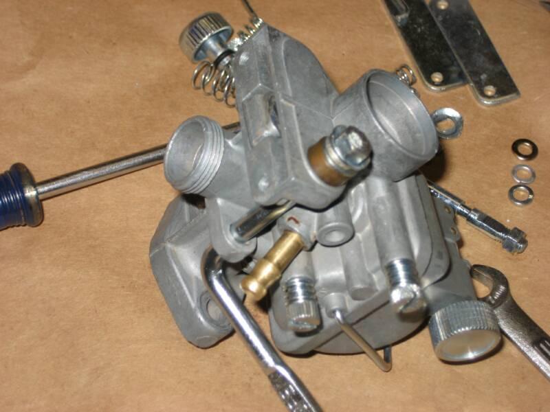Z50Carburetor